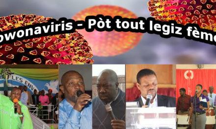 Haïti-Coronavirus : un Dimanche sans service religieux, les églises fermées